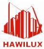 لوگو رنگ هاویلوکس-شرکت رنگسازی پارس الوان