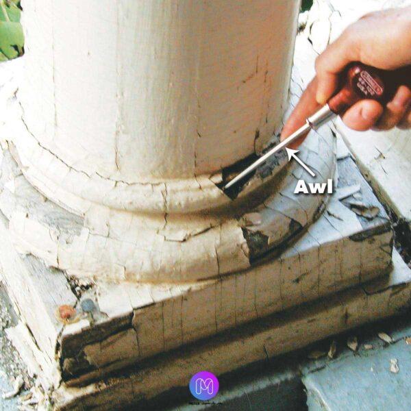 تعمیر چوب با کمک اپوکسی 600x600 - نحوه استفاده از اپوکسی بر روی چوب برای تعمیرات