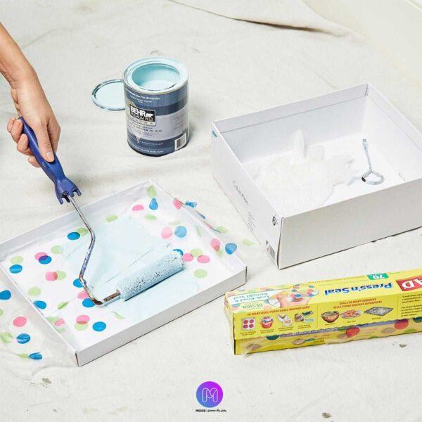 رنگ آمیزی خانه پخش رنگ محمدی12 600x600 - 14ترفند برای رنگ آمیزی خانه که نقاشی را برای شما  راحتتر می کند