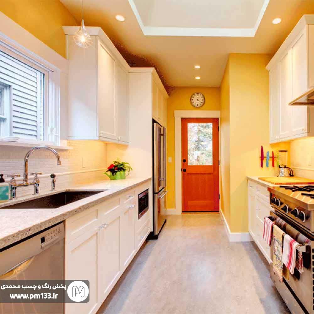انتخاب رنگ مناسب برای نقاشی خانه - 6