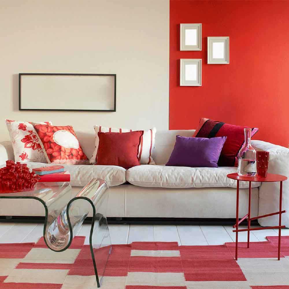 10 نکته انتخاب رنگ مناسب برای نقاشی خانه
