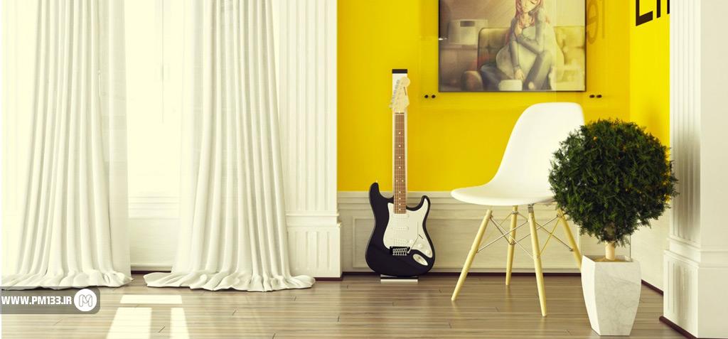 روانشناسی رنگ زرد - ویژگی های رنگ زرد