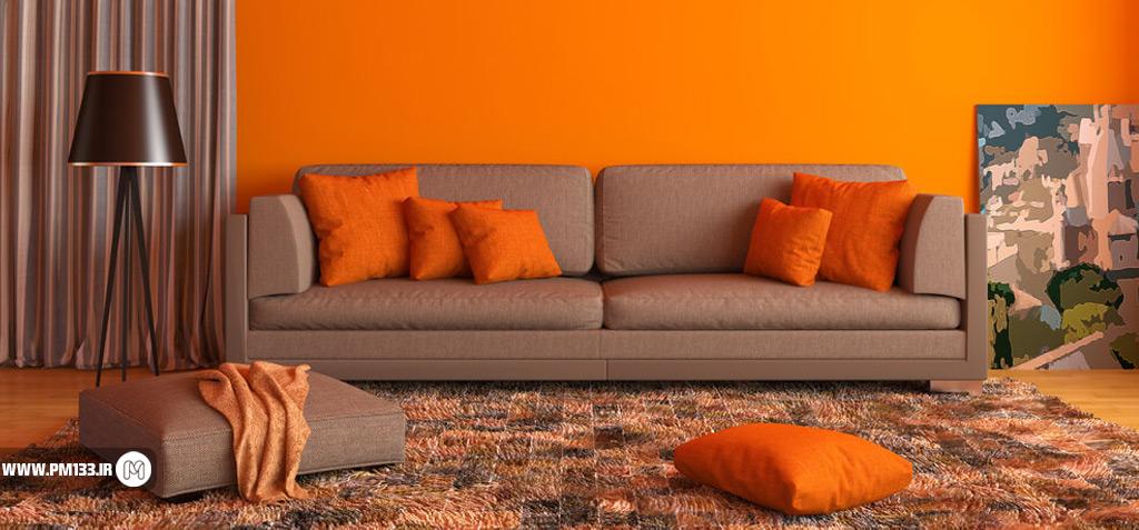 روانشناسی رنگ نارنجی - ویژگی های رنگ نارنجی